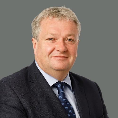 Brian Olden, <br> MSCSI MRICS